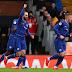 Con gol de Gonzalo Higuaín, el Chelsea superó al Fulham