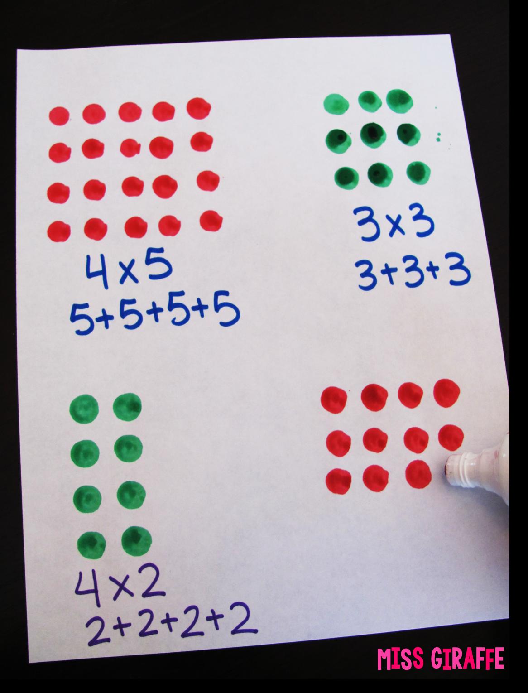 Miss Giraffe's Class: How to Teach Arrays [ 1530 x 1166 Pixel ]