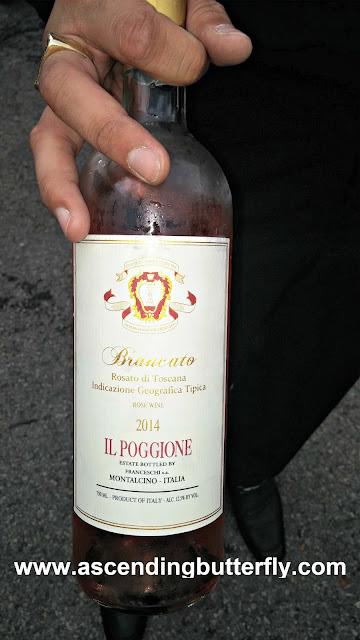 2014 Brancato Rosato Il Poggione Rosato di Toscana, Rose Wine
