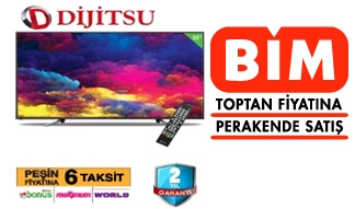 Bim Dijitsu 32 Ekran Uydu Alıcılı Tv Nasıl