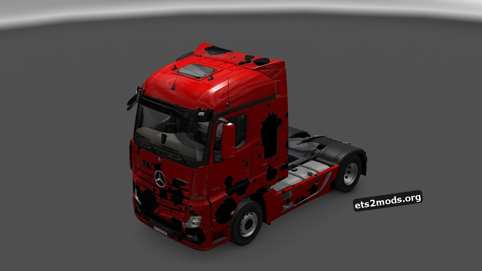 Mercedes Benz MP4 Splash Skin