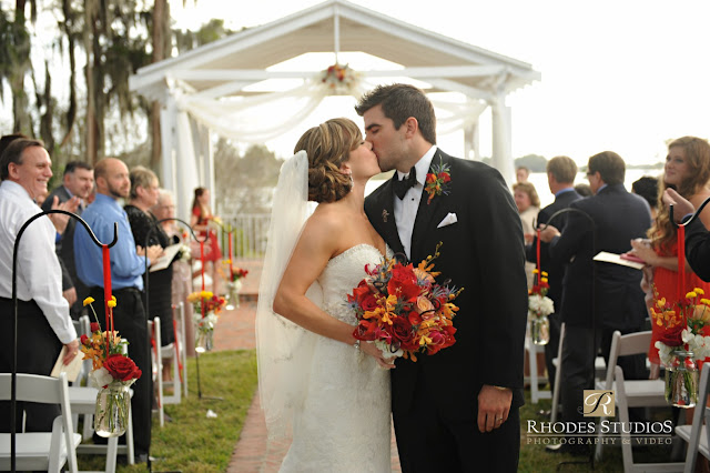 Anna Christine Events Cypress Grove Estate Orlando wedding ceremonies