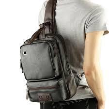 Contoh Tas Ransel Pria Untuk Kerja Dengan Desain Terbaru Model Masa Kini