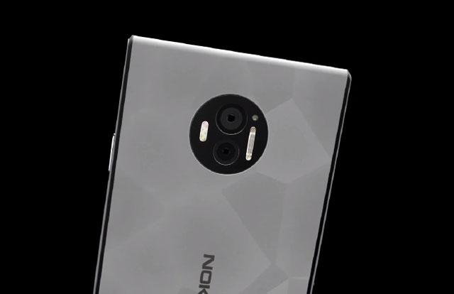 Nokia C1 dual camera