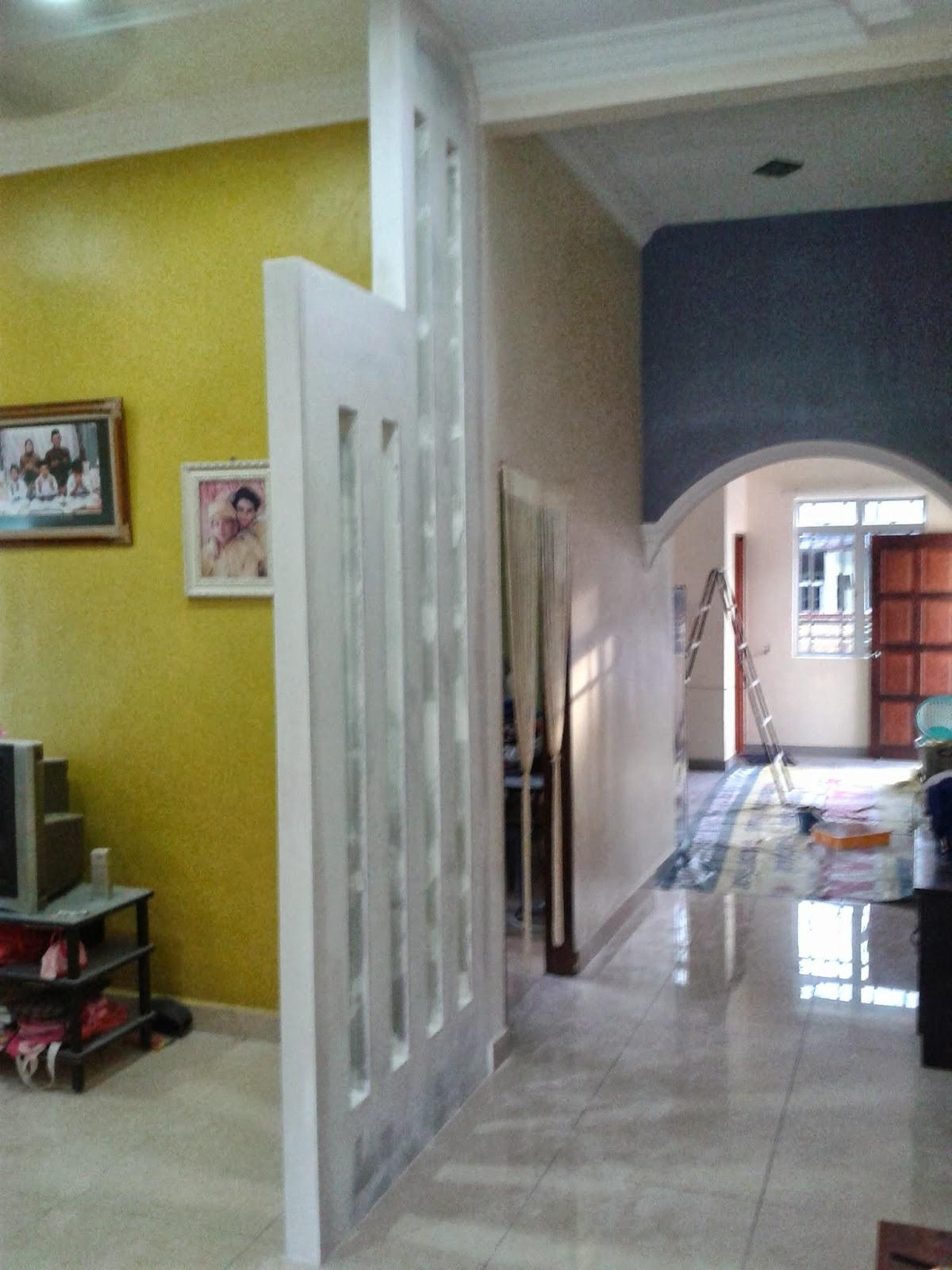 Binaan Pembahagi Ruang Divider Kediaman En Salim Kg Bandar Banting