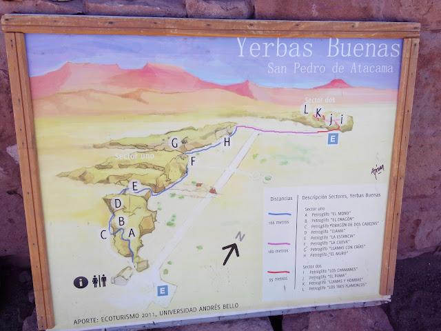 Petroglifos de Yerbas Buenas Atacama