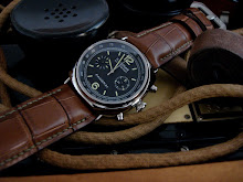 Staphan's perfect PAM288 on Pecan Alligator Strap