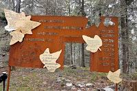 Chapelle des bois - Une stèle en l'honneur de 4 « Justes » érigée à la frontière franco-suisse | Le comité Français pour Yad Vashem