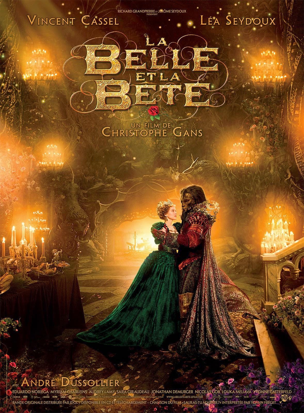 La Bella Y La Bestia 2014 La Belle Et La Bête Reseña