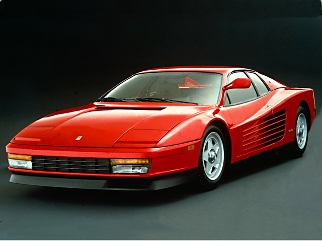 1985 ferrari testarossa wallpaper - photo #18