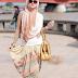 Baju Muslim Santai Kombinasi Modis Sangat Inspirasi Bagi Wanita