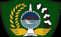 Logo Kab Maros Terbaru File Cdr Coreldraw Logo Vector
