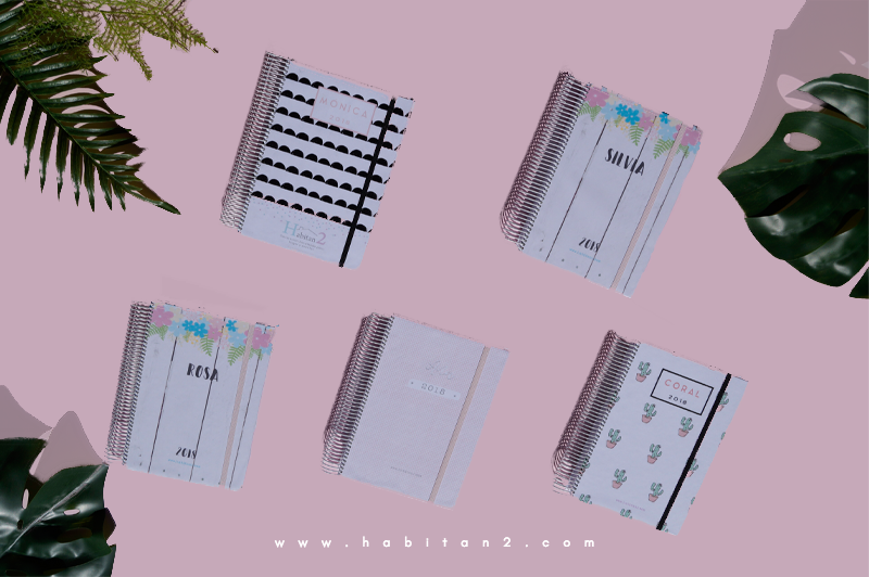 Agendas personalizadas 2018, cotilléalas por dentro !!! , diseño de Habitan2 | Papelería y diseño digital personalizado