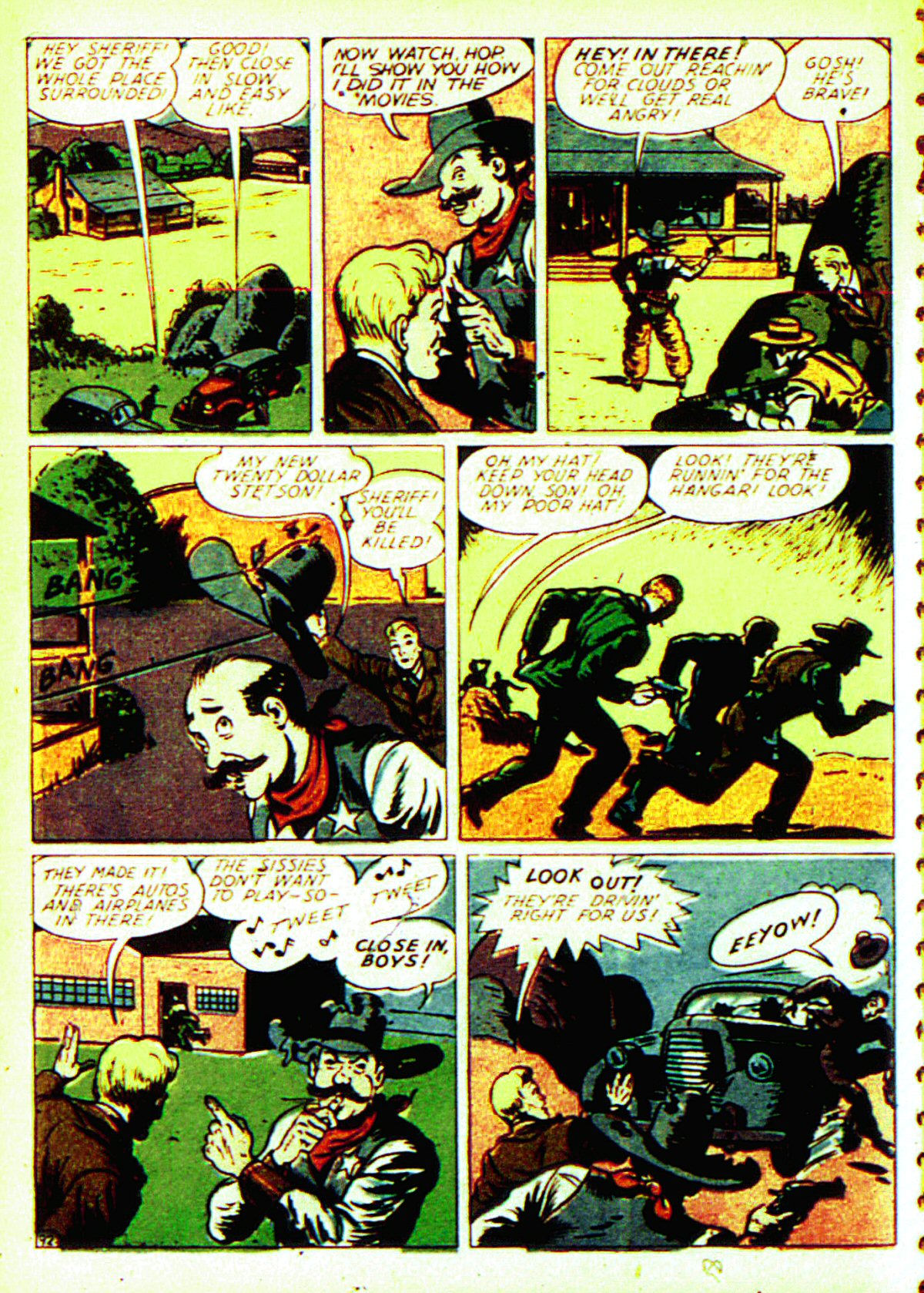Read online All-American Comics (1939) comic -  Issue #20 - 29