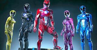 "Film Power Ranger  akan datangkan Cameo lawas ""Ranger lama"""