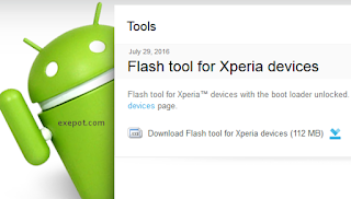 Sony Xperia flash tool (Emma) free download for PC