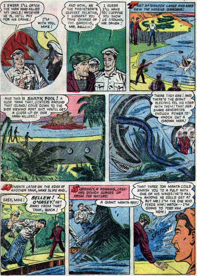 Read online WHIZ Comics comic -  Issue #154 - 12