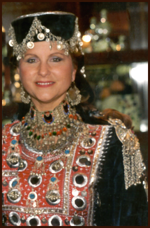 Afghanistan Traditional Jewelry Afghan Antique Jewelry