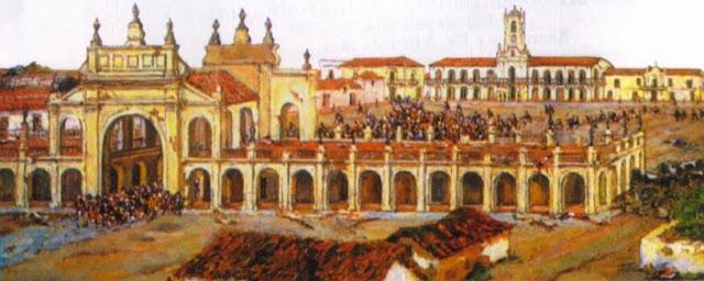 Efeméride: ¿qué sucedió el 25 de Mayo de 1810? Plaza01