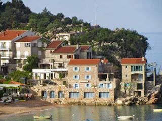 Village Coastline Montenegro