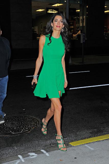 Amal-Green-Versace