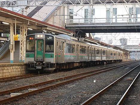 東北本線 藤田行き1 701系