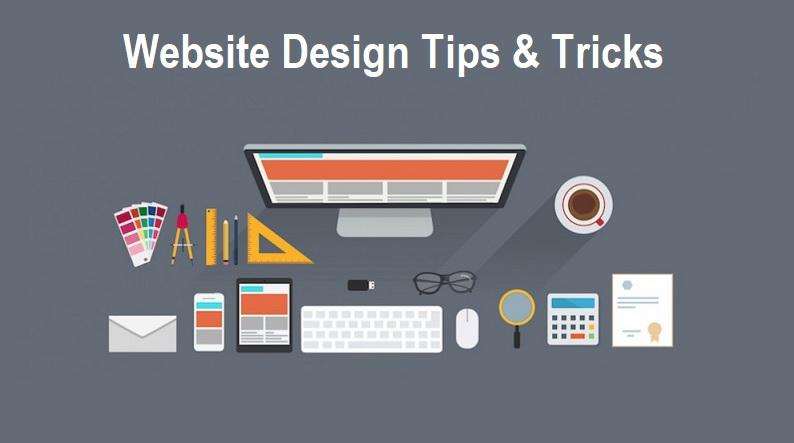 Website Design Tips & Tricks