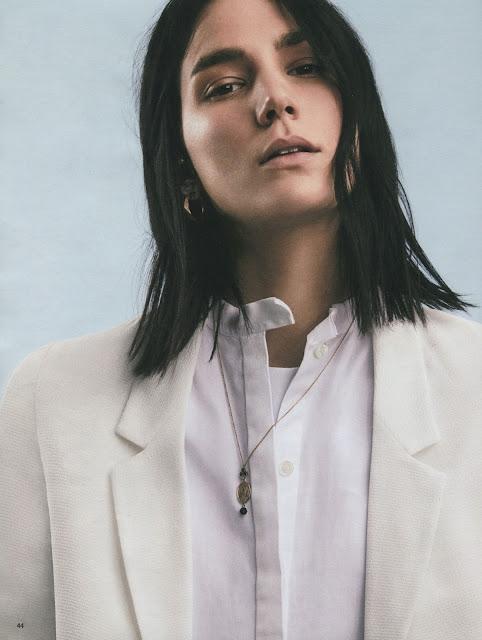 MD Management Modelagentur: Mijo M. / Grazia Magazine