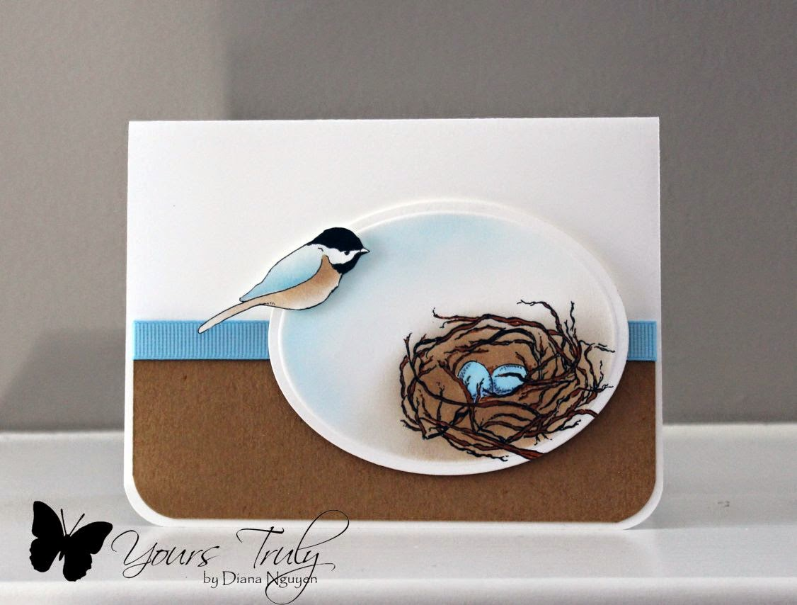 Diana Nguyen, Home sweet nest, impression obsession
