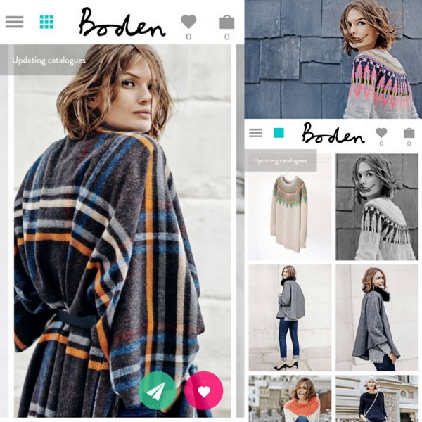 Boden new digital catalogue