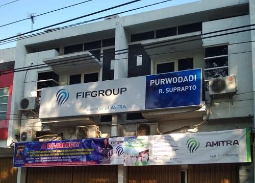 Kantor FIF Purwodadi
