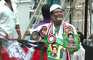AIADMK Celebrates Amma's Victory In TN Elections 2016