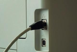 Ethernet Stampante