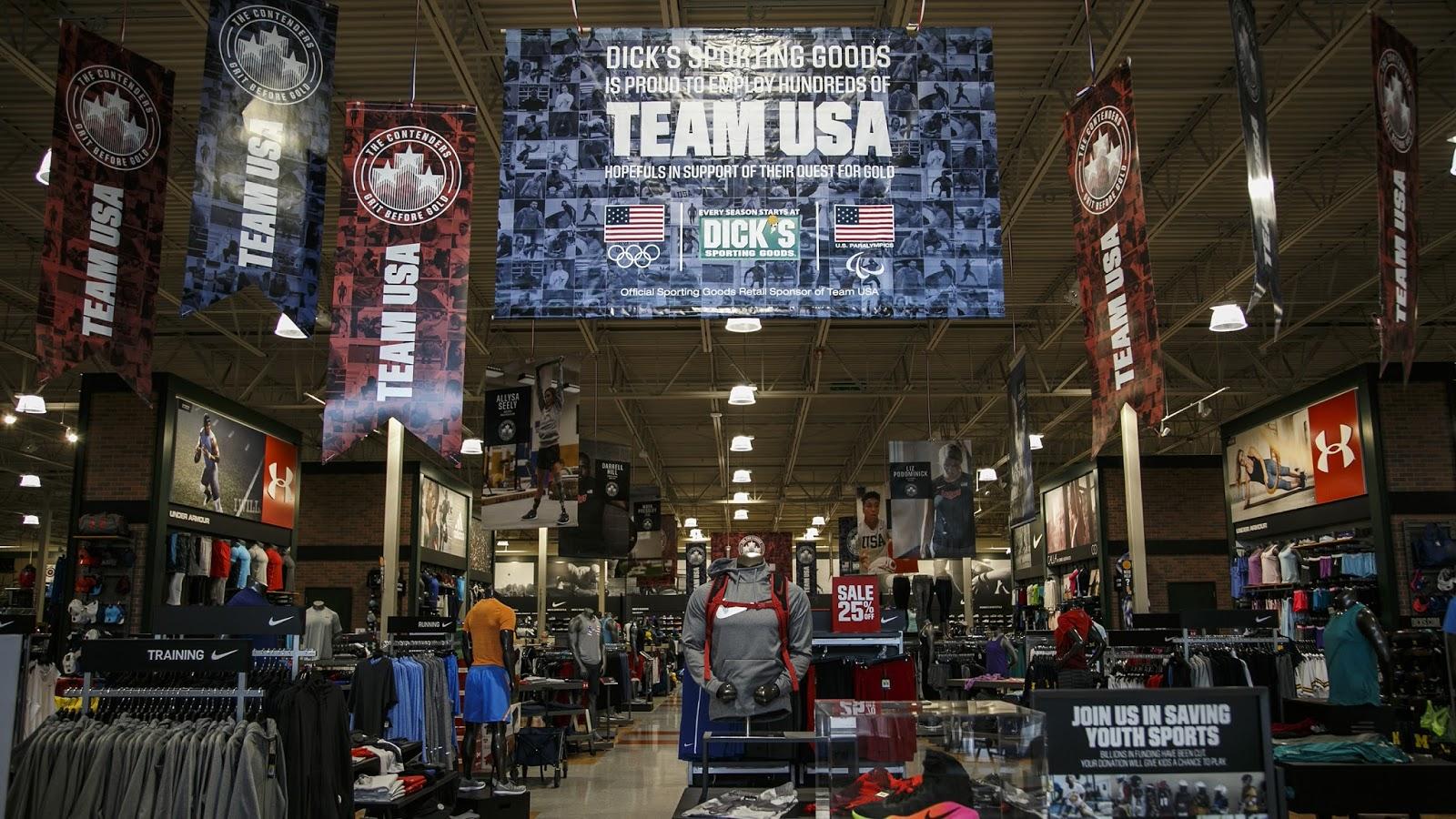 a3e784037 Loja de esportes DICK S Sporting Goods em Orlando