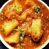 टमाटर आलू की चटपटे दार सब्जी