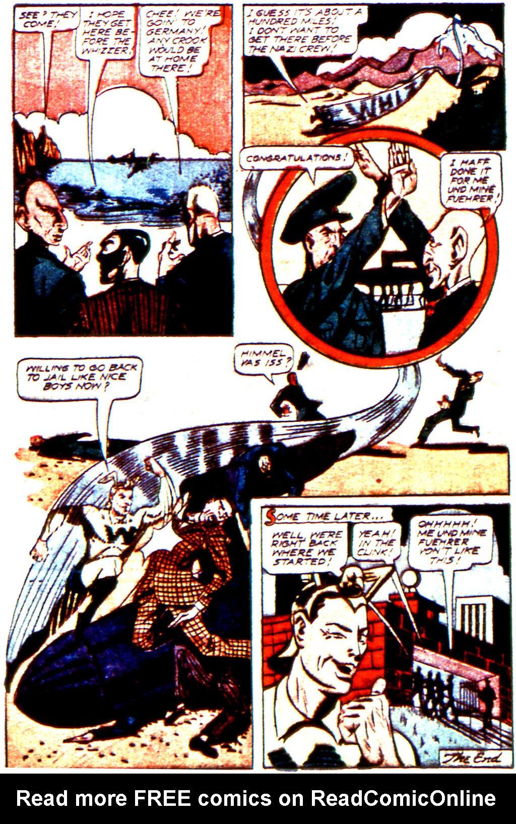 Read online All-Winners Comics comic -  Issue #15 - 32