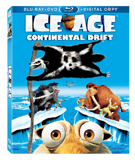 Fox Home Entertainment, Ice Age, family movies, 2012 holiday gift guide