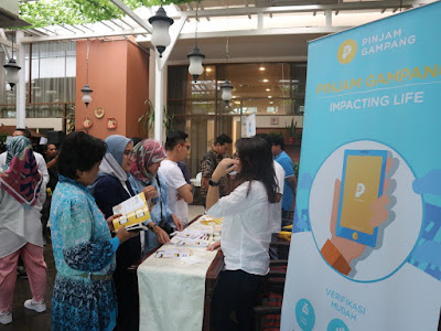 Sosialisasi Program Fintech Peer to Peer Lending