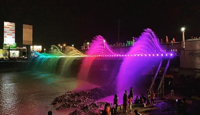 Semarang Bridge Fountain, Daya Tarik Baru Pariwisata Semarang