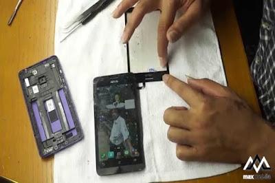 Thay mặt kính Asus Zenfone 2 tại Hà Nội