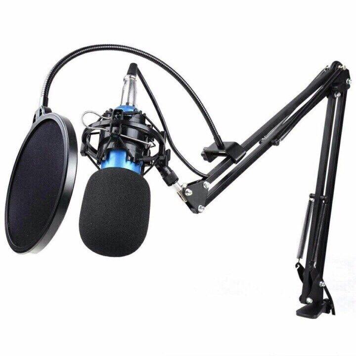 Bộ micro livestream TN800 đủ bộ như hình giá sỉ và lẻ rẻ nhất