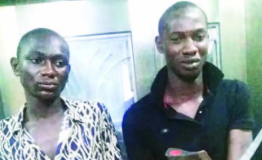 Faces Of 'Cultists' Arrested For Beheading People In Lagos