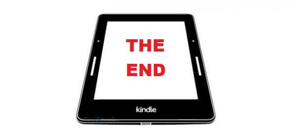 Czytnik Kindle Voyage wycofany z oferty Amazonu