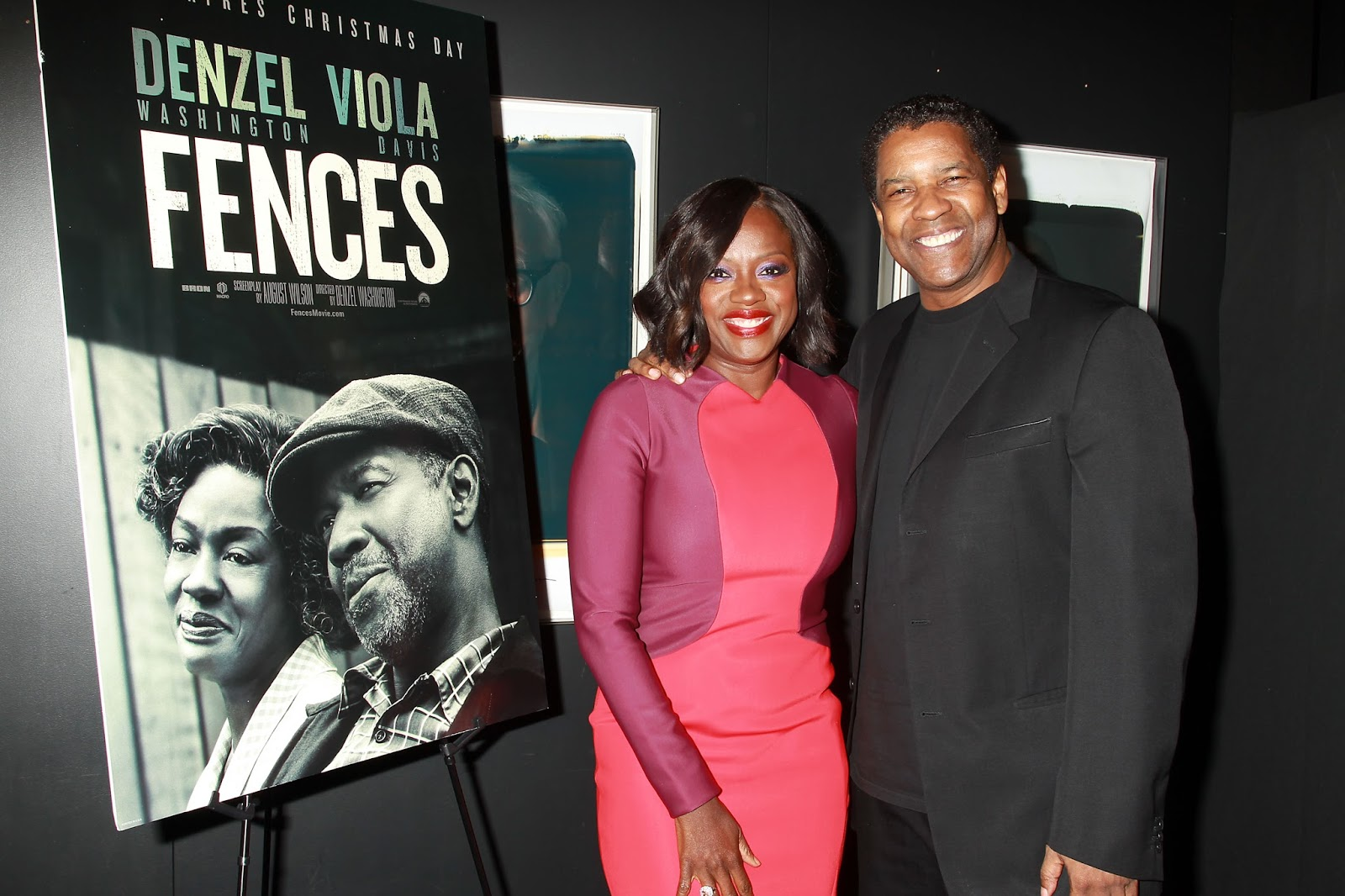 Movie Fences With Denzel Washington Get A A By Robert-3053
