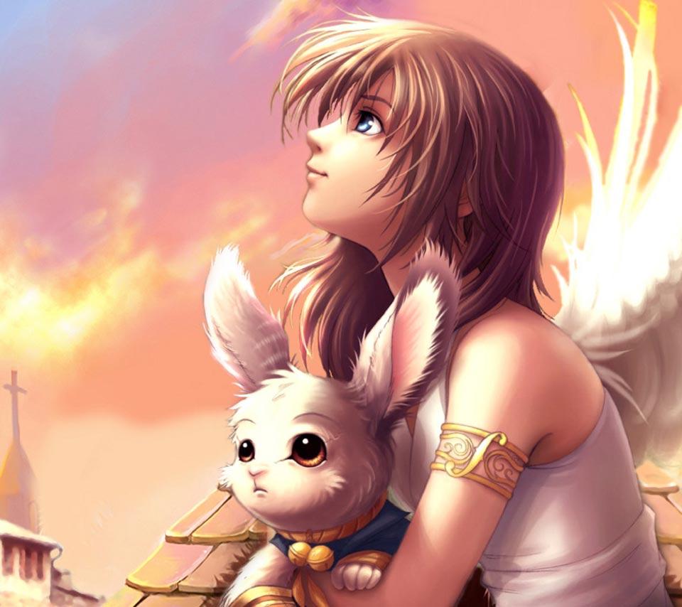 45 hình ảnh nhân vật hoạt hình nữ dễ thương nhất năm