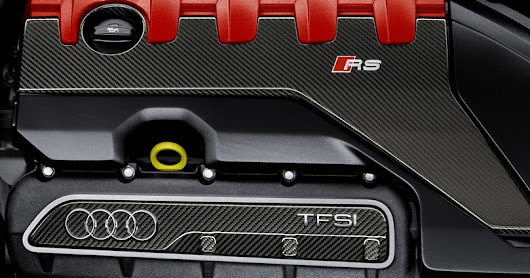 "2.5TFSI - ""International Engine of the Year"""