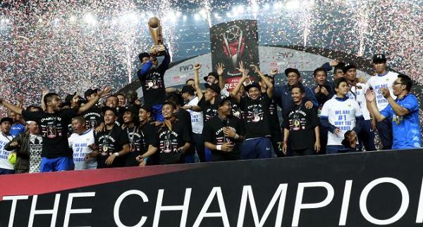 Persib Bandung Belum Pastikan Ikut Piala Presiden 2018