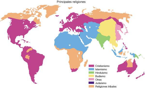 Al año 2050 los cristianos continuarán siendo la religión más masiva del mundo