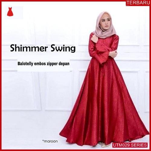 UTM029H56 Baju Hot Muslim Deals Dewasa Shimmer UTM029H56 01D | Terbaru BMGShop