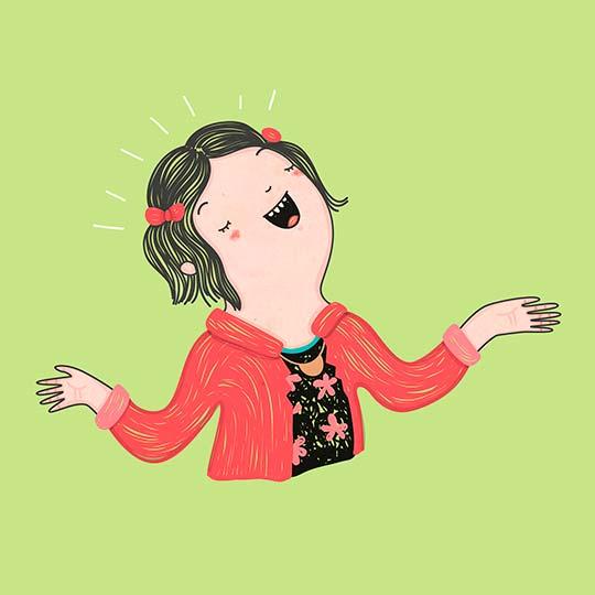 Ilustración de Juliana López Vargas